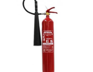 "Пожарогасител СО2 – 5кг – ""ТОРНАДО"""