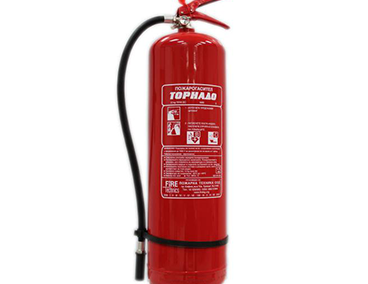 "Прахов пожарогасител 12кг. BC / ABC – "" ТОРНАДО """