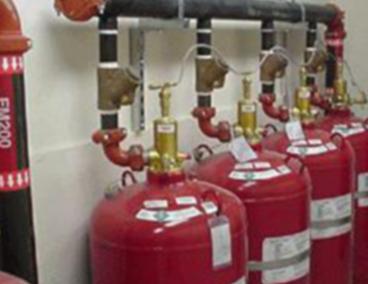 Пожарогасителни инсталации с FM 200