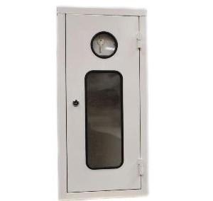 Шкаф за пожарогасители 6кг. и 12кг.