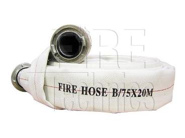 Пожарен шланг с диаметър ø75 мм/8bar/16bar